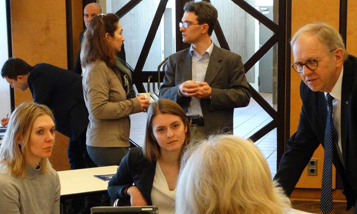 Experts talk to Thomas Magnusson